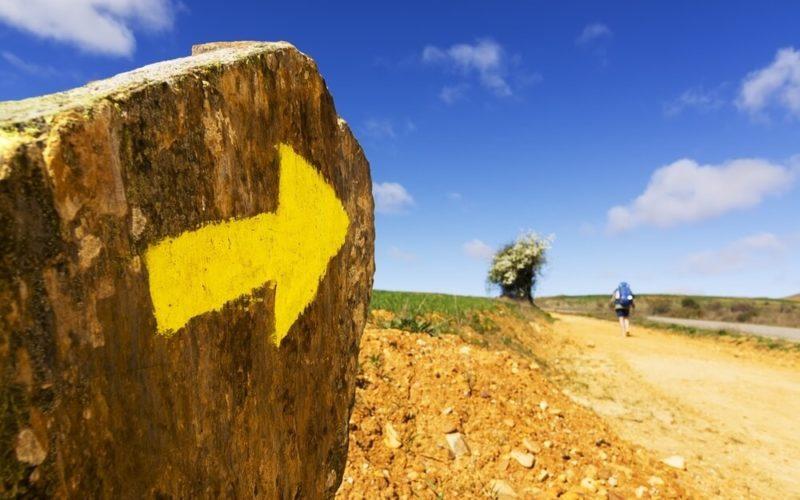 Main Camino Ways in Spain