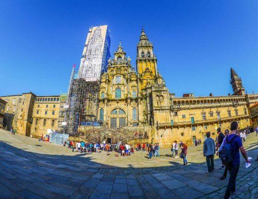 Santiago de Compostela Cathedral Photography Blog