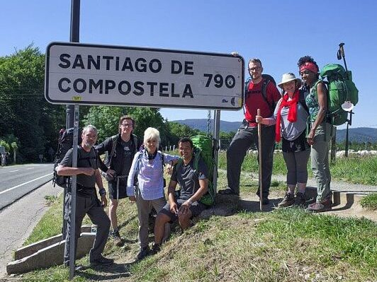 Pilgrimage - The Road to Santiago