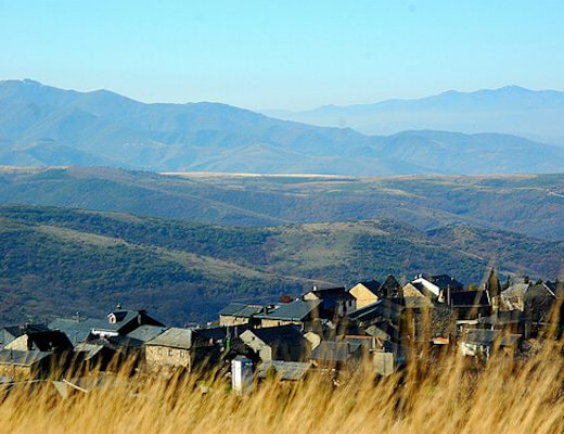 The Whole Camino Frances - scenery