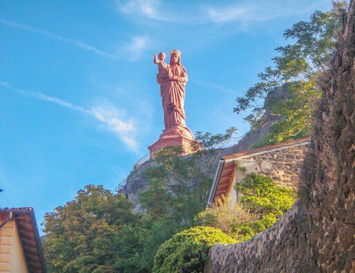 Via Podiensis 1 - statue