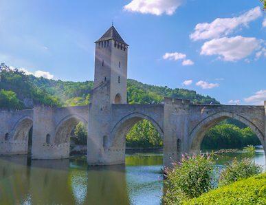 Via Podiensis 3 - bridge