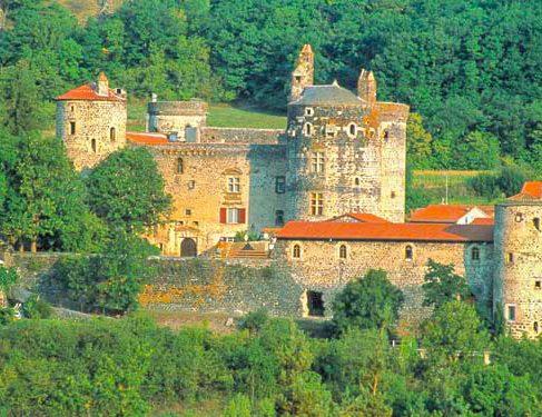 Via podiensis 2 - famous historical building