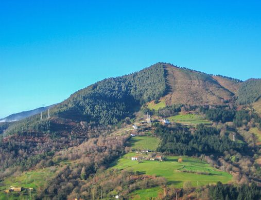 Whole Camino del Norte - scenery