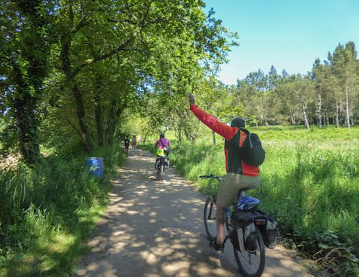 Camino Vuelta challenge