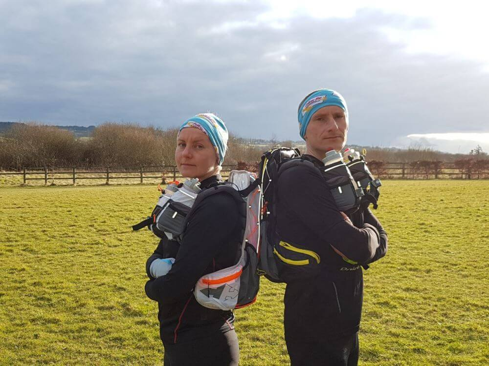 Meet the Ultra-Runner Couple - Camino run