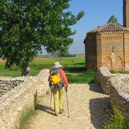 Solo walking holiday