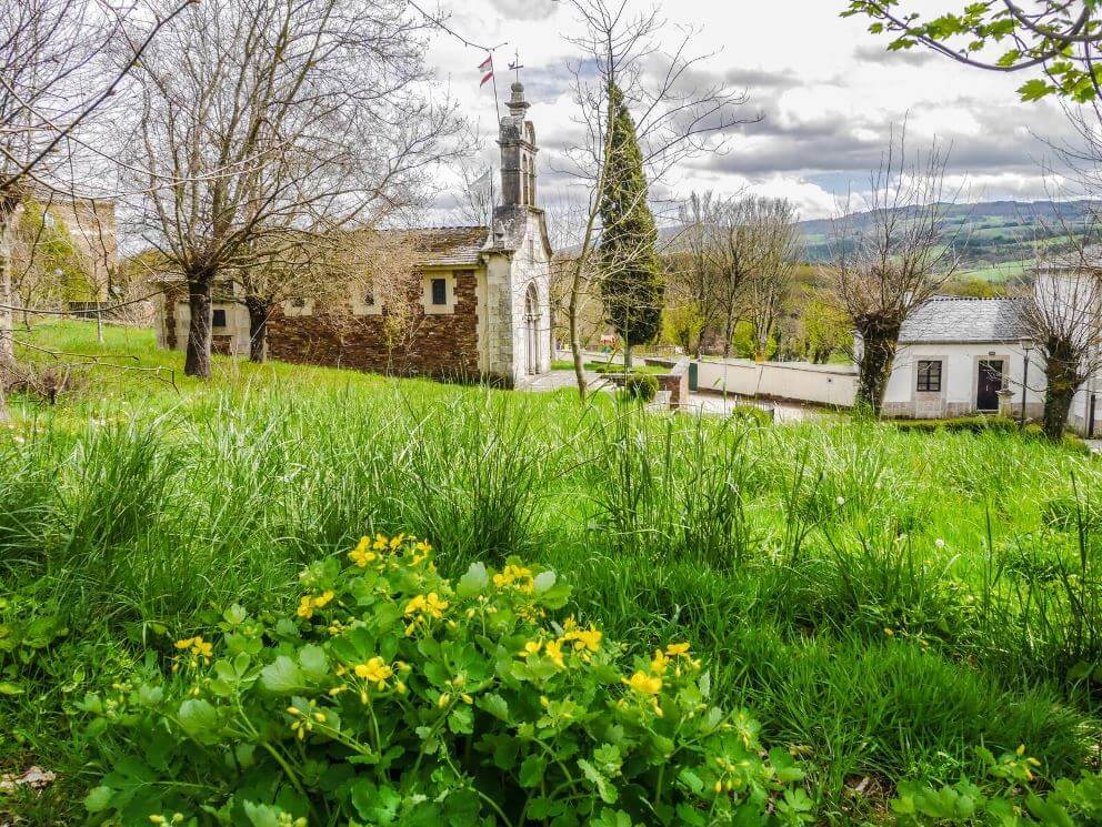 Photographing the Camino de Santiago - Church