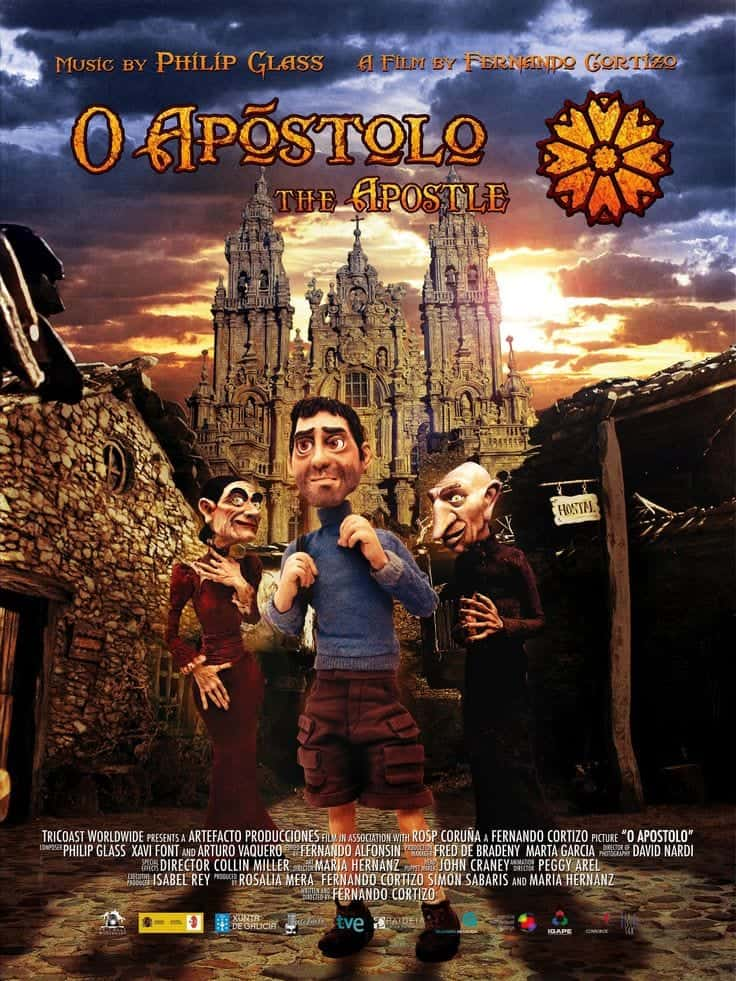 O Apostolo (The Apostle) (2012) - Camino Film