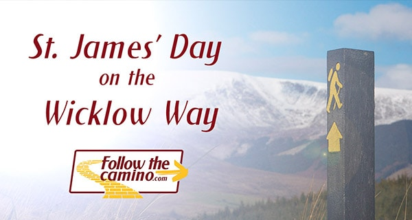 St James ' Day on the wicklow way event image
