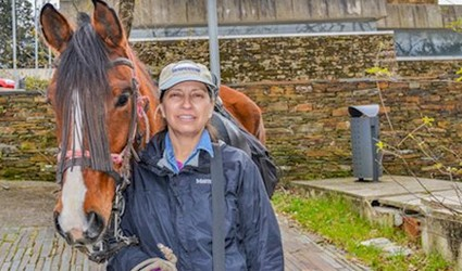 Horse Ride the Camino main image