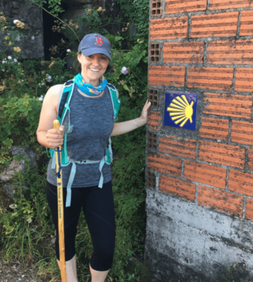 Follow the Camino Consultant on her first Camino