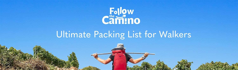 Packing List banner