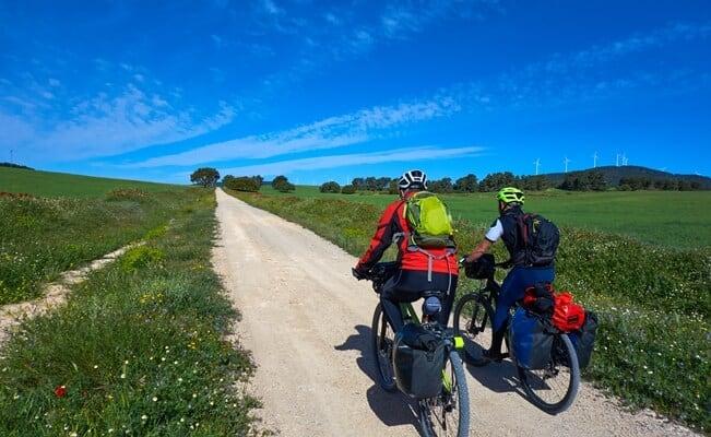 Cycling the Camino Portuguese coastal