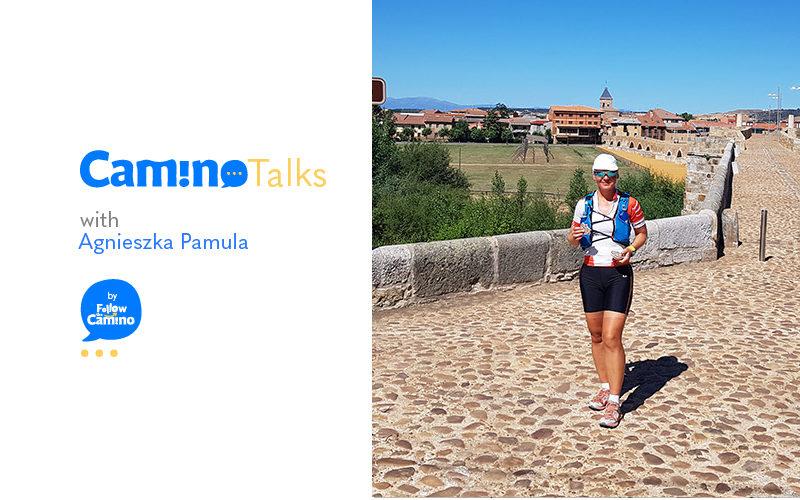 Camino Talks Agnieszka Pamula