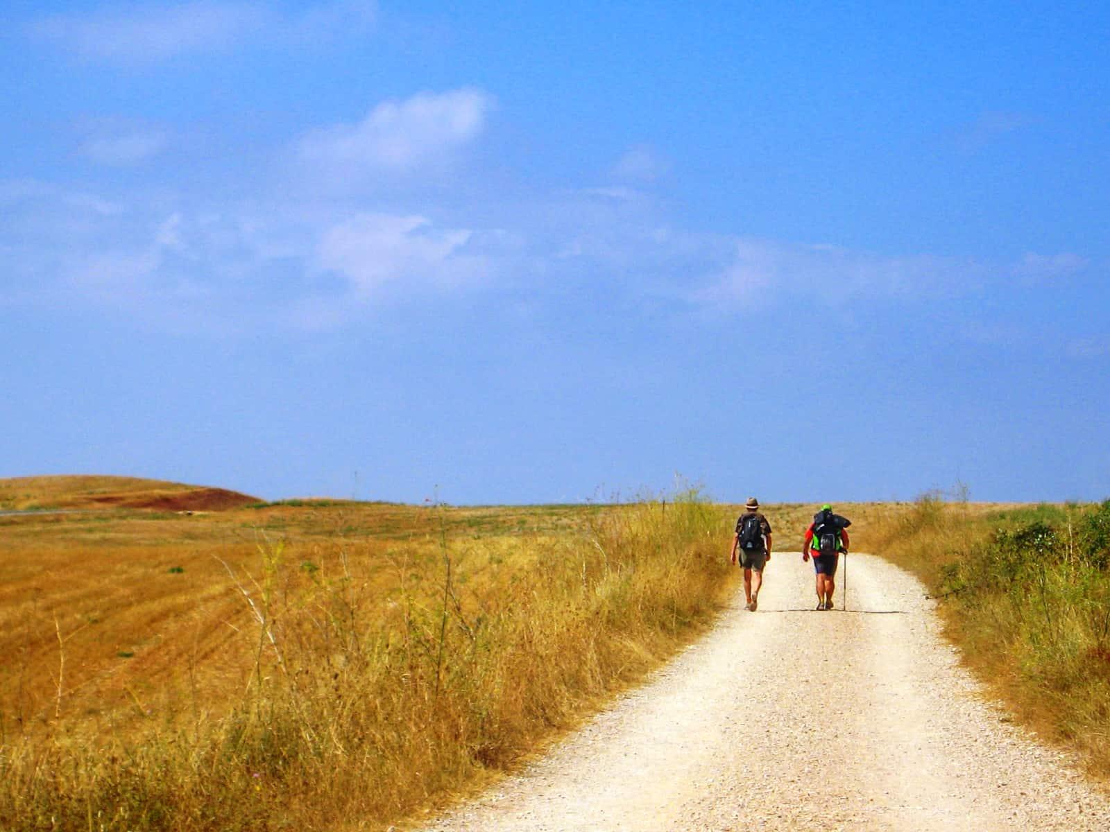 Camino Frances Estella to Los Arcos