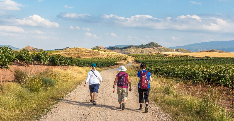 Camino de Santiago tours UK IRL