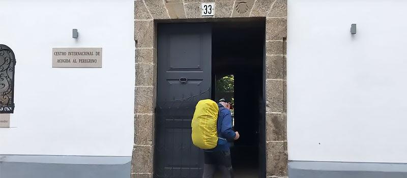 pilgrim's office Santiago de Compostela