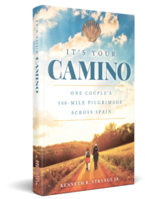 it's your camino-book-cover