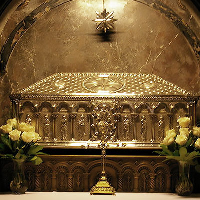 tomb of st james