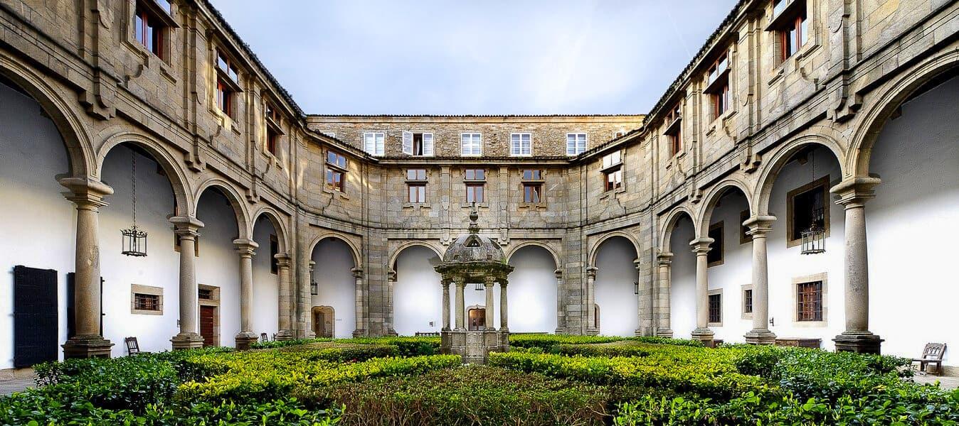 camino deluxe - Parador de Santiago de Compostela
