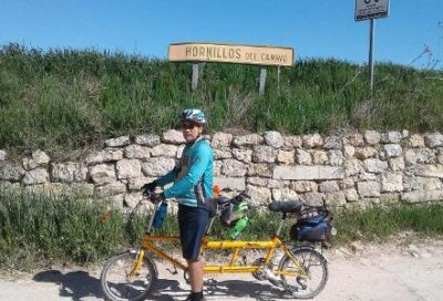 Camino bike ride