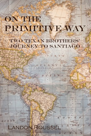 """Book cover: """"On the Primitive Way"""""""