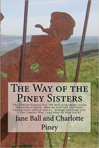 """book cover of """"The Way of the Piney Sisters"""""""
