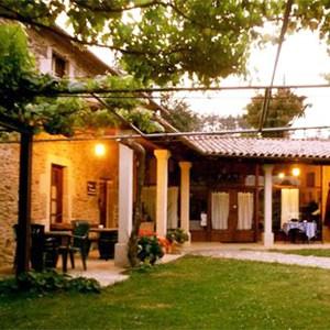 Casa das corredoiras Camino de Santiago