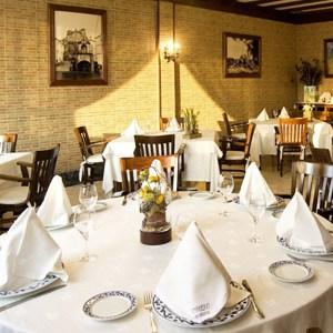 restaurants camino de santiago