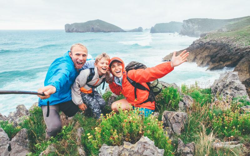Family Hiking Holiday