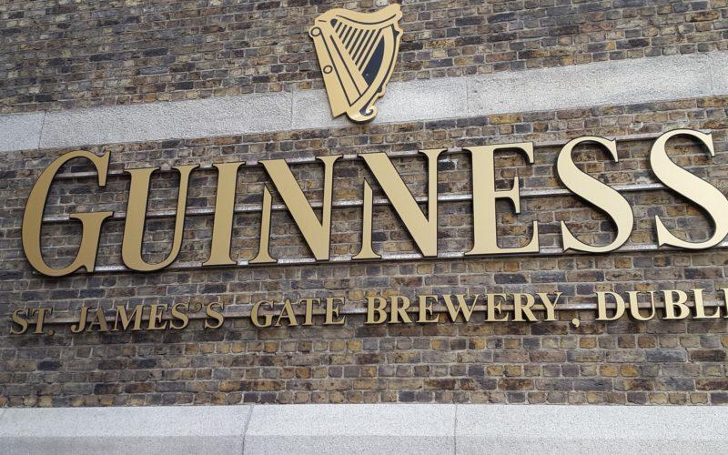 St James's Gate - Guinness