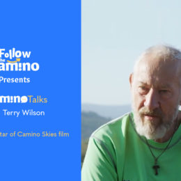 Terry Wilson talks about the Camino on Camino Talks