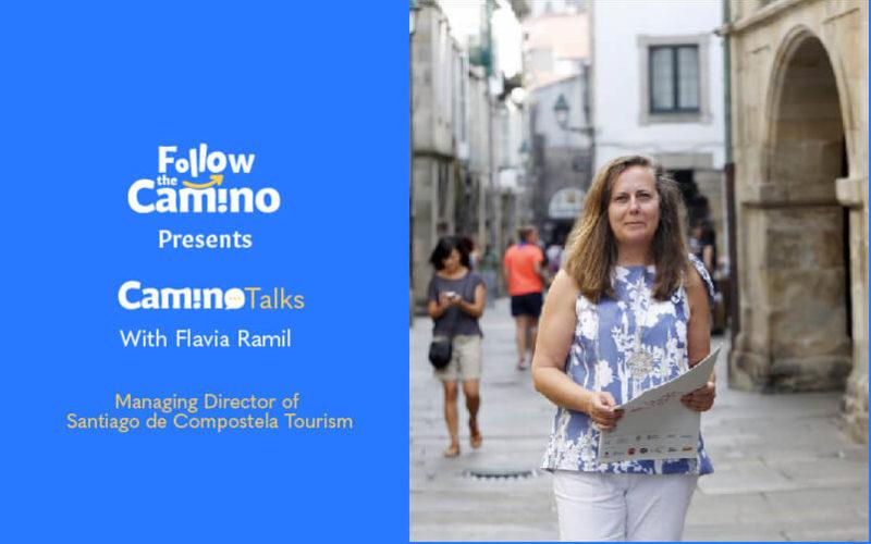 Camino Talks with Flavia Ramil