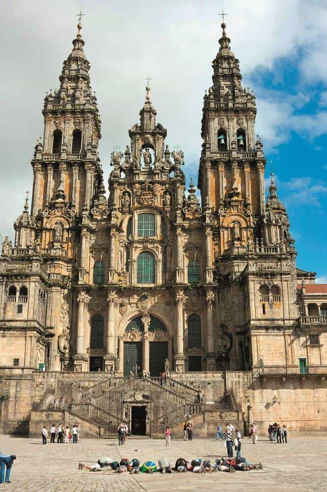 ©blickwinkel/Alamy Stock Photo  Cathedral of Saint James, Santiago de Compostela