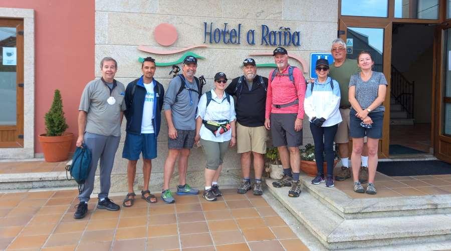 Camino Portuguese Coastal Guided Tour - September 2021